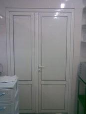 Алюминиевые двери в Одессе (межкомнатные и входные)