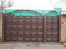 Ворота распашные, калитки, заборы