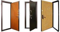 Двери металлические (бронированные)