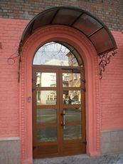 Входные алюминиевые двери Reynaers CS 77