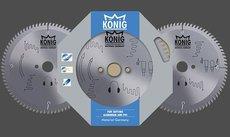 Пильные диски для резки алюминия и пвх.