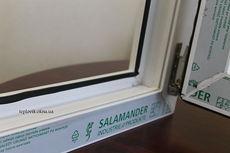 Остекление балконов профиль Salamander