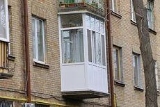 Металлопластиковая конструкция от пола до потолка