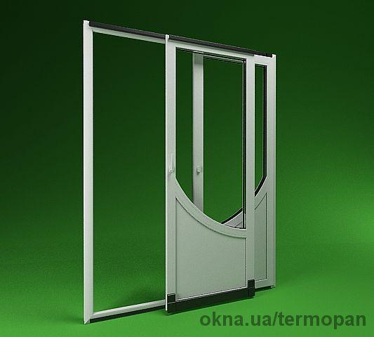 Раздвижные наружные двери
