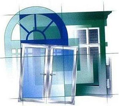 окна, двери из металлопластика, ремонт, строительство