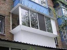 Вынос балкона по всем правилам в киеве недорого