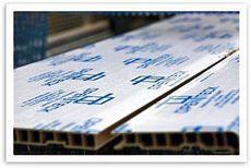 Подоконник пластиковый белого цвета, Openteck (Украина) 100Х1000