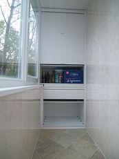 Профиль REHAU в остеклении балконов и лоджий - соотношение стоимости и качества (Борисполь)!