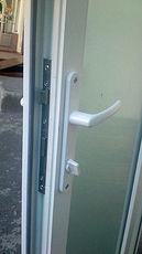 Остекление дверей профиль WDS - недорого (Ирпень)!