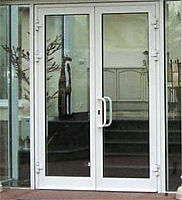 Окно Salamander в межкомнатных дверях - отличная цена (Борисполь)!
