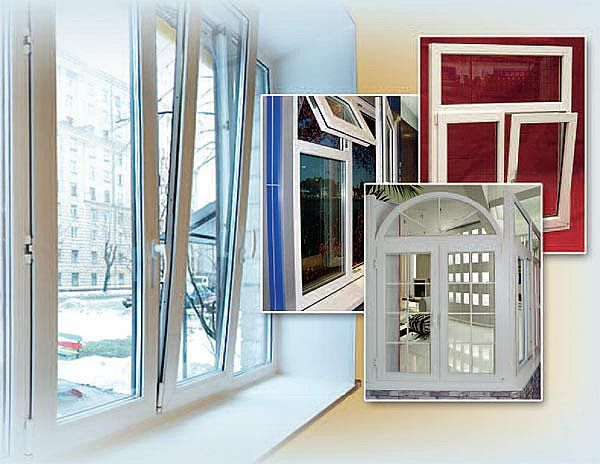 Znalezione obrazy dla zapytania Металлопластиковые окна и двери