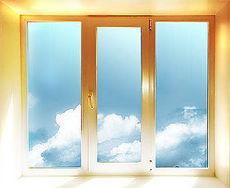 Окно из качественного профиля