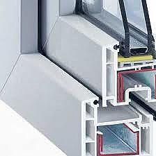 Металлопластиковые одностворчатые поворотно-откидные окна Рехау для спальни с фурнитурой МАСО и однокамерным стеклопакетом 0,6х1,0 м