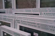 Окна на лоджию Саламандер