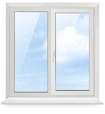 Металлопластиковые окна, простые в эксплуатации