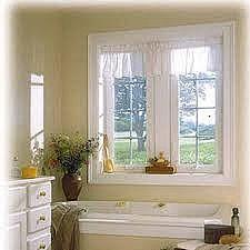 Окна с однокамерным энергосберегающим стеклопакетом