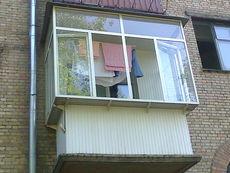 Вынос балкона с осуществлением наружного утеплением недорого