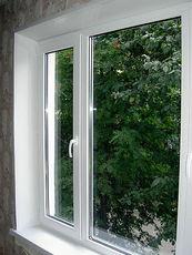 Окна в спальню (Ирпень)
