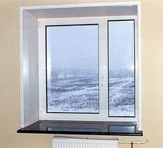 Пластиковое окно в Киеве в зимний период дешевле!