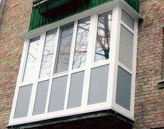 Балкон под ключ в Киеве и области