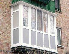 Весь спектр работ по балконам