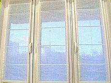 Евроокно Рехау трехчастное наивысшего класса, размер окна - 1,2 Х 0,9м