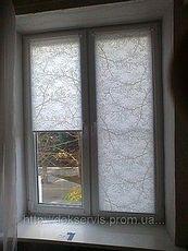 Окно ПВХ от Salamander поворотно-откидное для комнаты по отличной цене, размер: 1,1 х 0,8 м