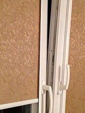 Окно пластиковое от Aluplast на дачу, размер - 0,7 х 1,1 м