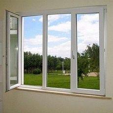 Окно пластиковое WDS c теплосберегающим однокамерным стеклопакетом ПВХ