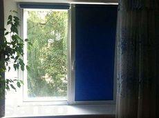 Окно ПВХ WDS поворотное для коттеджей с теплозащитным двухкамерным стеклопакетом, фурнитура от Siegenia