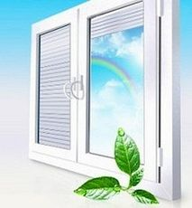 Окно ПВХ Рехау поворотно-откидное с фурнитурой от Сиегения в низшем ценовом диапазоне