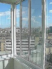 Вынос балкона для увеличения пространства