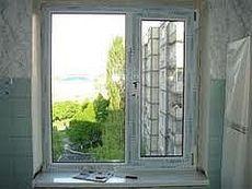 Оконні укоси на шумозахисні вікна