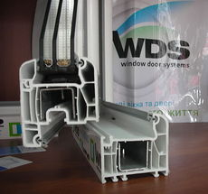 Недорого: практичные окна WDS (Буча)