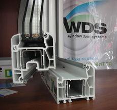 Недорого: практичные окна WDS (Глеваха)