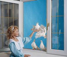 Окно WDS в детской комнате - лучшая цена (Киев)