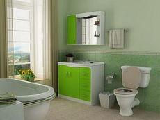 Окно WDS в ванной комнате - практично, доступно (Глеваха)