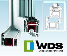 WDS системы окон и дверей - отличное качество по недорогой цене (Вишневое)