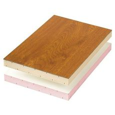 32мм сэндвич-панель оконная, белая, 3,0х1,5м, ПВХ 1,0мм.