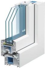 Металлопластиковые окна GoodWin из профиля VEKA серии Softline 82