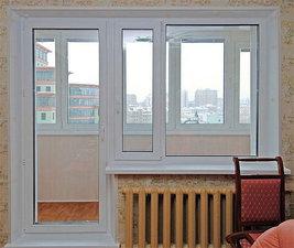 Балконные конструкции любой сложности — Актив-Центр