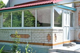 Металопластикові вікна та комплектуючі — Терещук