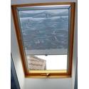 Тканевая роллета для мансардного окна