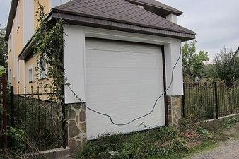 Гаражні ворота — АлюПластика