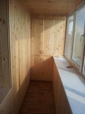 Обшивка дерев'яною вагонкою — АлюПластика