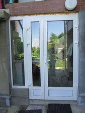 Вхідні двері — АлюПластика