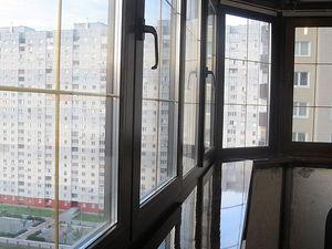 еркерний балкон — АлюПластика