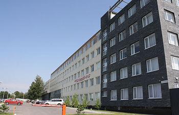 Офисное здание — aluplast GmbH