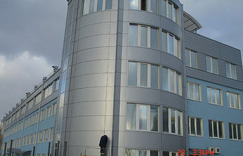 Таможенный терминал — aluplast GmbH