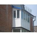 Безлеерный балкон